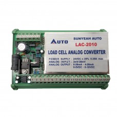 Load Cell Analog Signal Converter LAC-2010